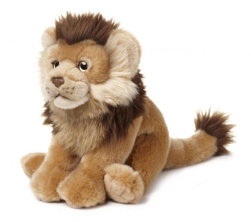 Wwf Løve Bamse - 23 Cm