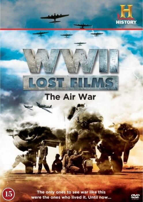 Billede af Wwii Lost Film - The Air War - DVD - Tv-serie