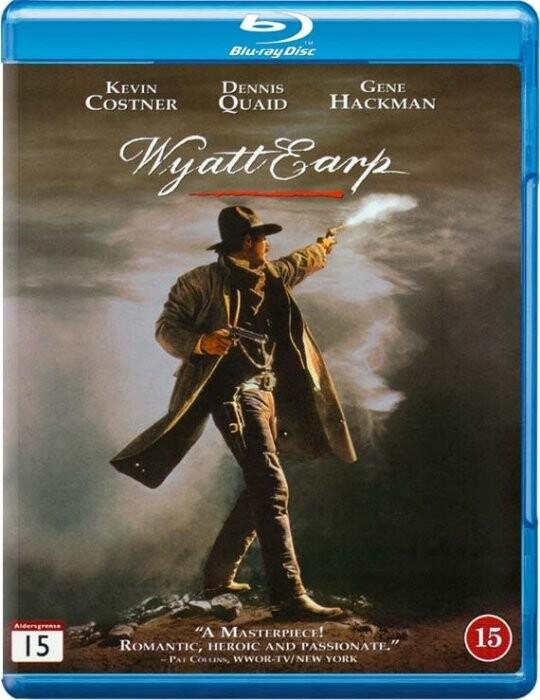Wyatt Earp - Blu-Ray