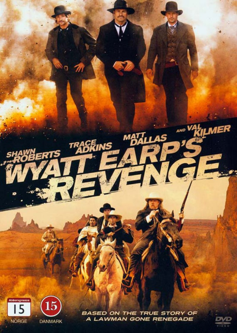 Wyatt Earps First Vengeance - DVD - Film