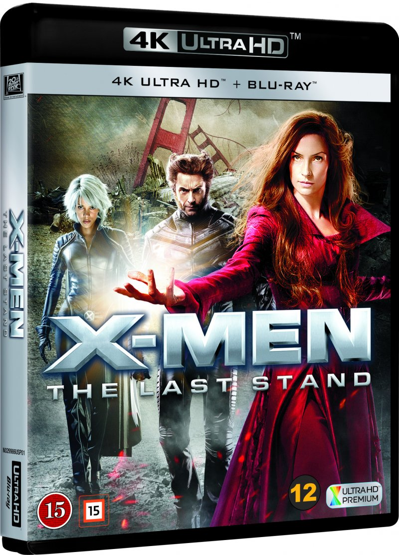 Image of   X-men 3 - The Last Stand - 4K Blu-Ray