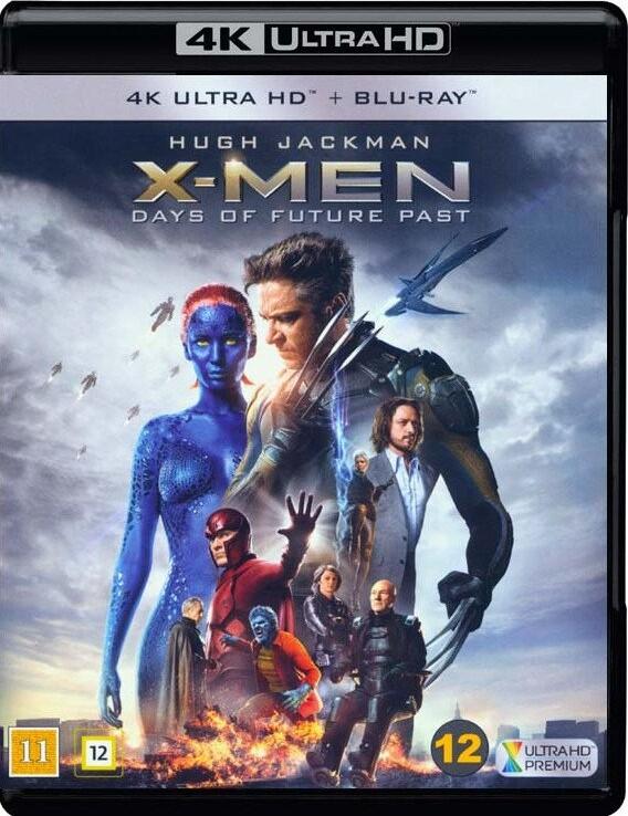 Image of   X-men: Days Of Future Past - 4K Blu-Ray