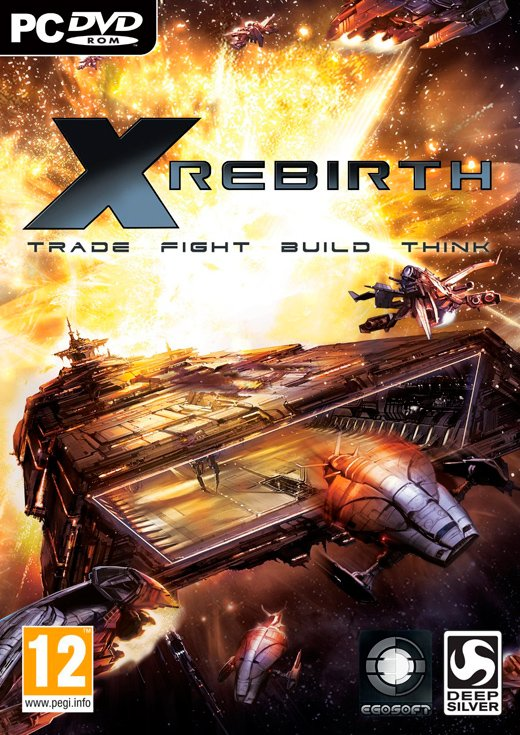 Image of   X Rebirth - PC