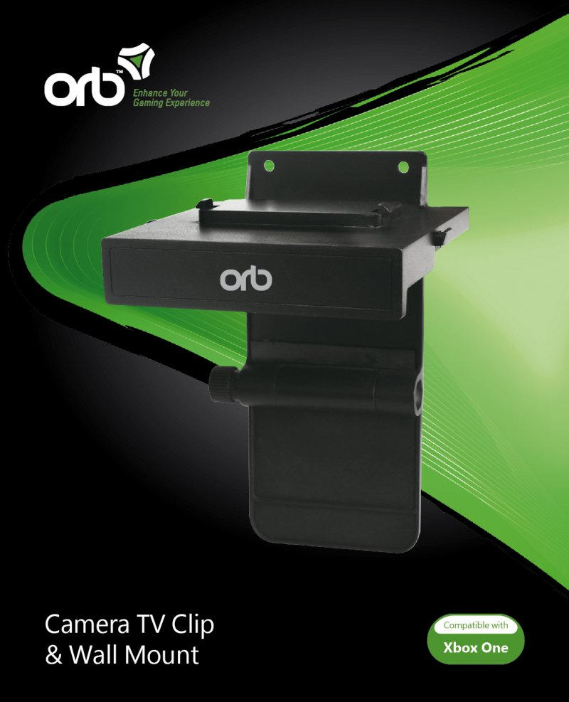Image of   Xbox One - Wall Mount Til Kinect Kamera - Orb