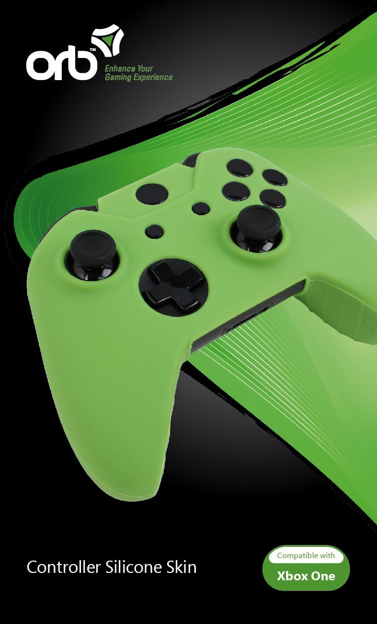 Image of   Orb Xbox One Controller Skin I Grøn