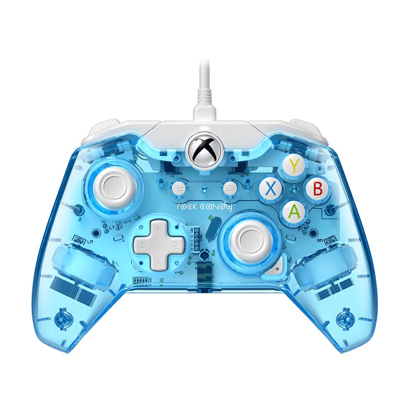 Image of   Xbox One Controller - Rock Candy Mini Blu-merang