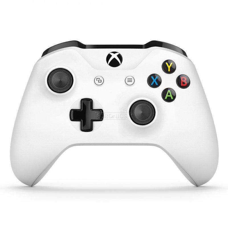 Billede af Xbox One Controller - Trådløs - Hvid