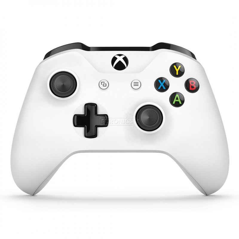 Image of   Xbox One Controller - Trådløs - Hvid