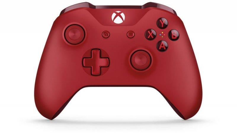 Billede af Xbox One Trådløs Controller Limited Edition - Red