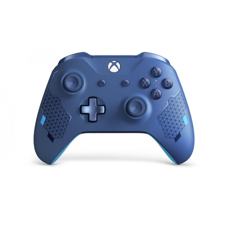 Image of   Xbox One - Trådløs Gamepad Controller - Sport Blue - Special Edition