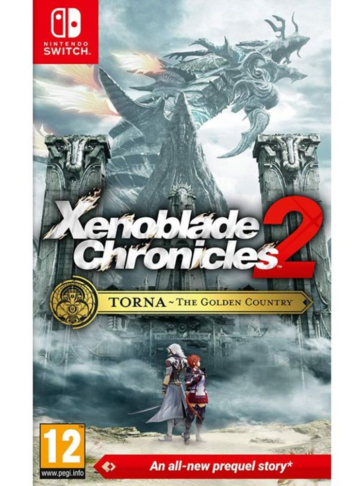 Image of   Xenoblade Chronicles 2: Torna The Golden Country - Nintendo Switch