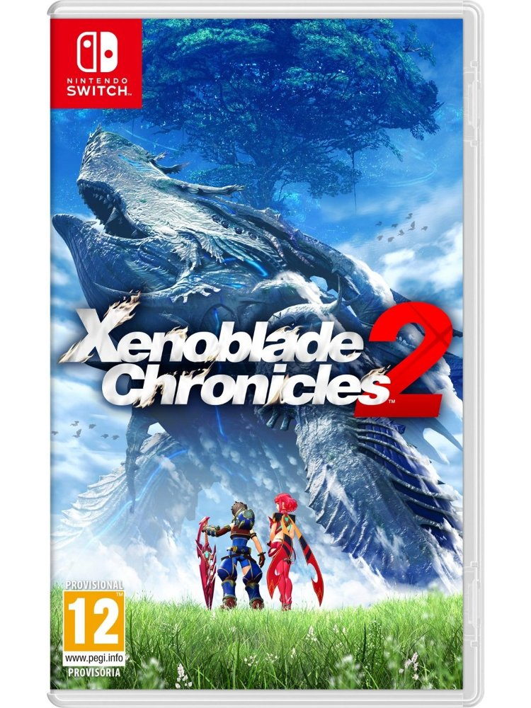 Image of   Xenoblade Chronicles 2 - Nintendo Switch