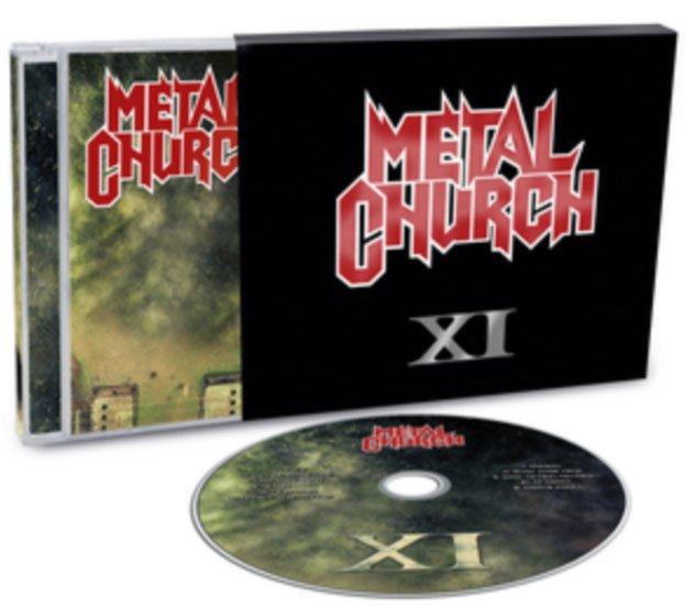 Image of   Metal Church - Xi - CD