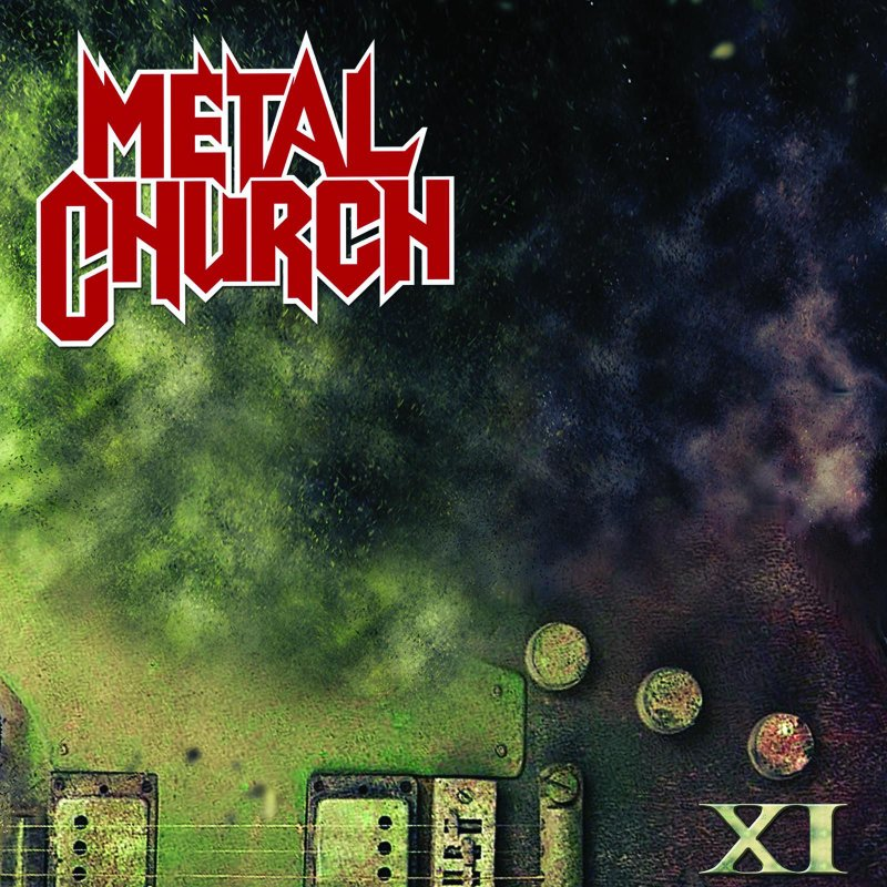 Metal Church - Xi - Vinyl / LP