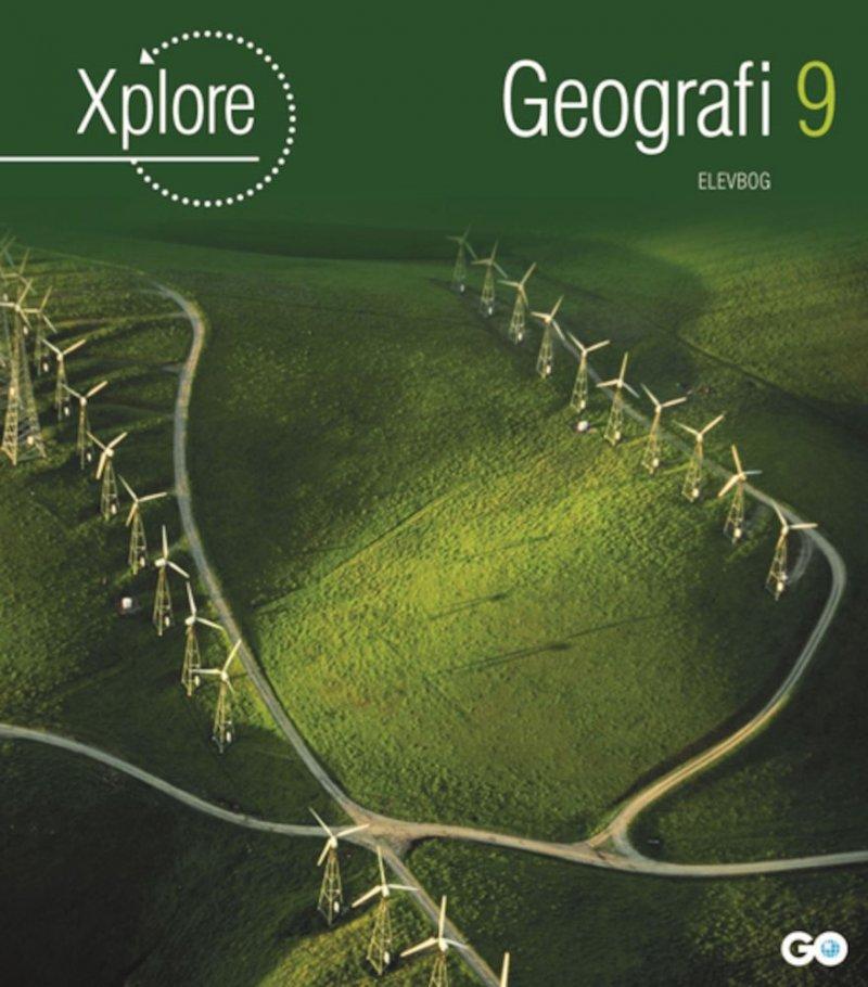 Image of   Xplore Geografi 8 Elevhæfte - Pakke á 25 Stk - Ditte Marie Pagaard - Bog