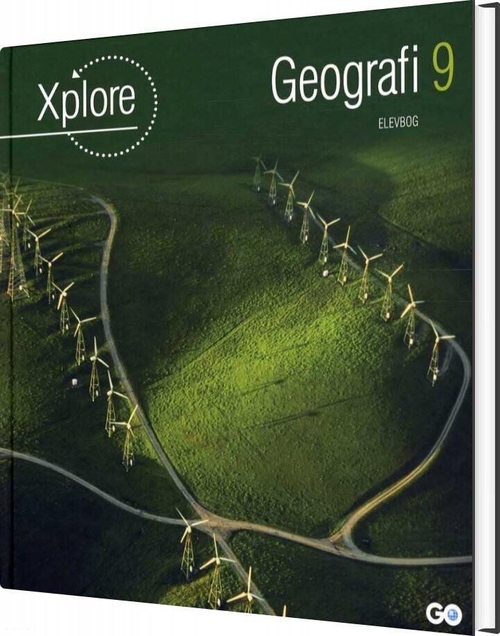 Image of   Xplore Geografi 9 Elevbog - Poul Kristensen - Bog