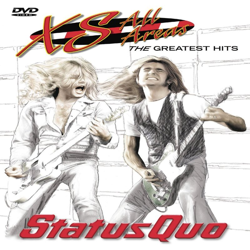 Status Quo - Xs All Areas - The Greatest Hits - CD