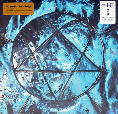 Him - Xx: Two Decades Of Love Metal - Vinyl / LP
