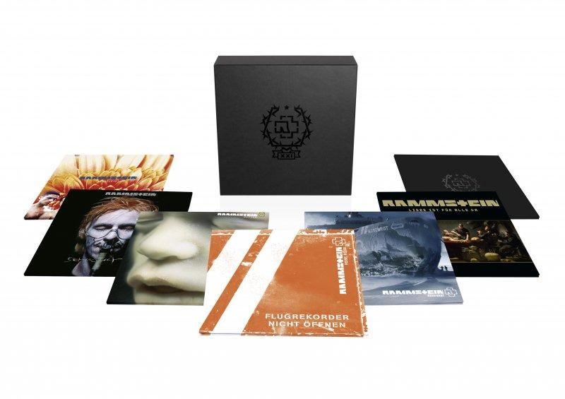 Rammstein - Xxl - The Vinyl Box Set - Vinyl / LP