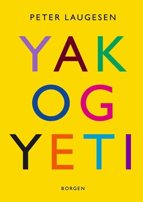 Image of   Yak Og Yeti - Peter Laugesen - Bog