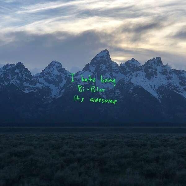 Image of   Kanye West - Ye - CD
