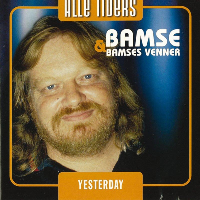 Flemming Bamse Jørgensen - Yesterday - CD