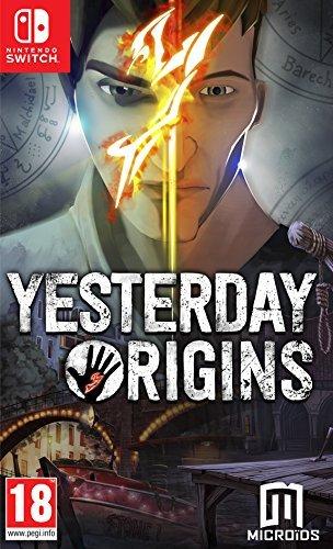 Yesterdays Origins - Nintendo Switch