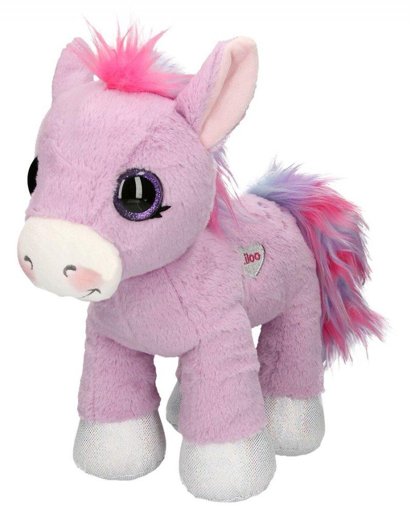 Ylvi & The Minimoomis - Liloo Pony Plys Bamse - 33 Cm.