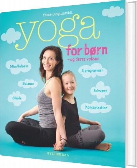Yoga For Børn - Sisse Siegumfeldt - Bog