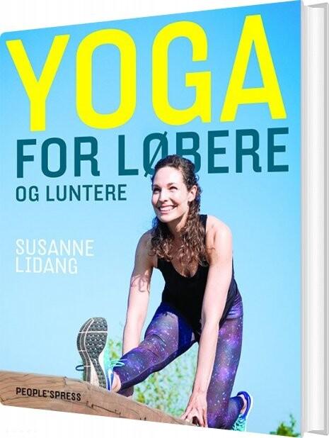 Image of   Yoga For Løbere - Susanne Lidang - Bog
