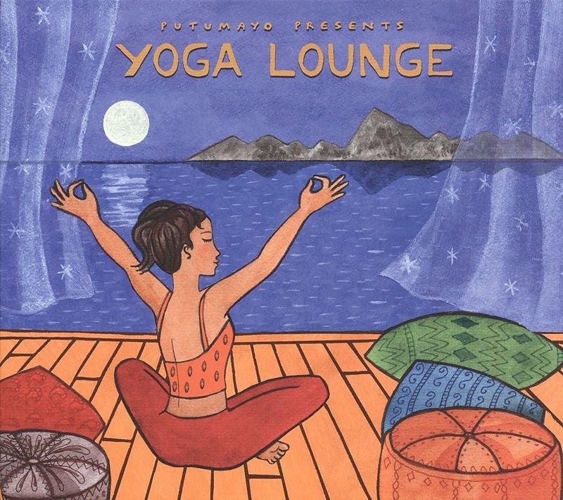 Billede af Yoga Lounge - CD