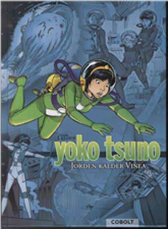 Yoko Tsuno Samlebind - Roger Leloup - Tegneserie