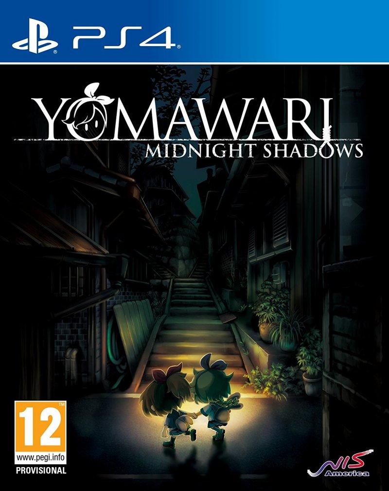 Image of   Yomawari: Midnight Shadows - PS4
