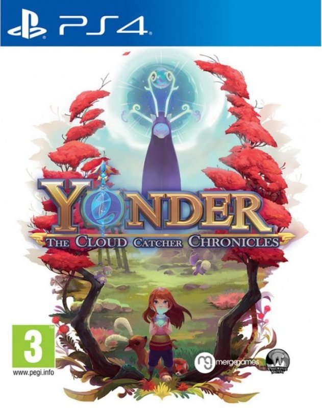 Image of   Yonder: The Cloud Catcher Chronicles - PS4