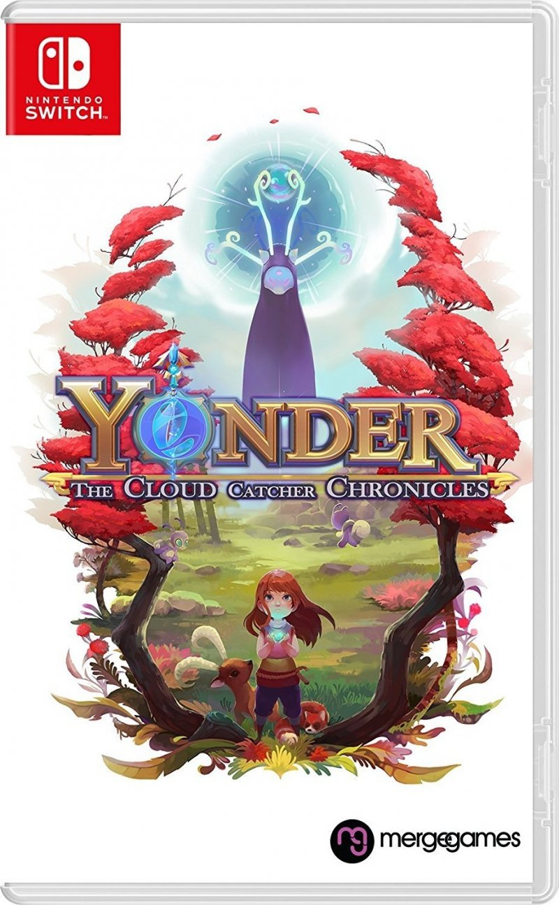 Image of   Yonder: The Cloud Catcher Chronicles - Nintendo Switch