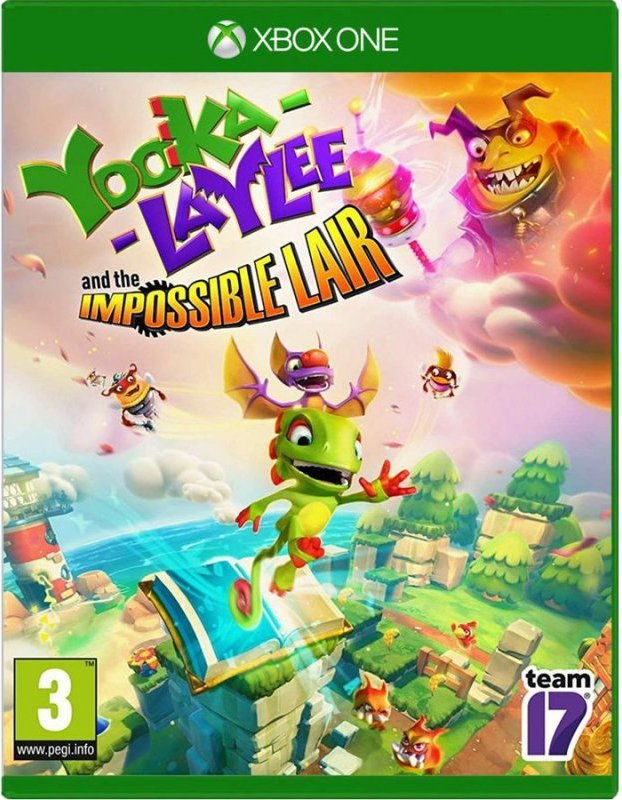 Image of   Yooka-laylee And The Impossible Lair - Xbox One