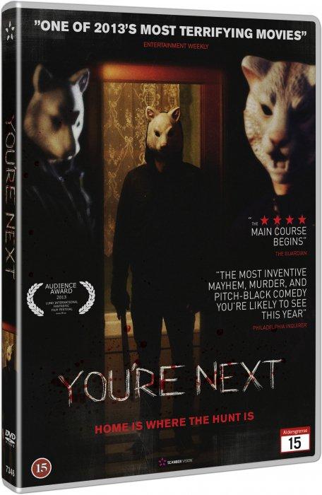 Billede af You Are Next - DVD - Film
