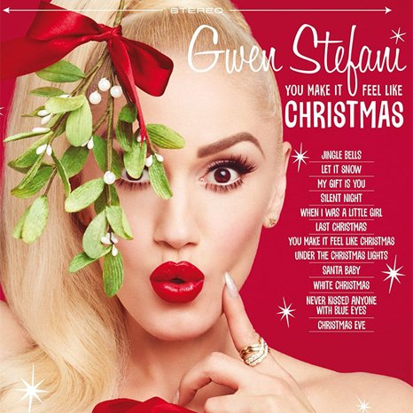 Image of   Gwen Stefani - You Make It Feel Like Christmas - Vinyl / LP