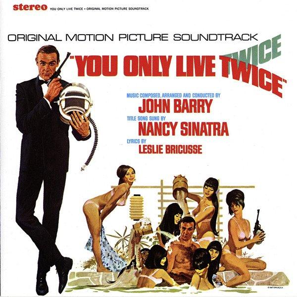 Image of   James Bond Soundtrack - You Only Live Twice - John Barry - Vinyl / LP