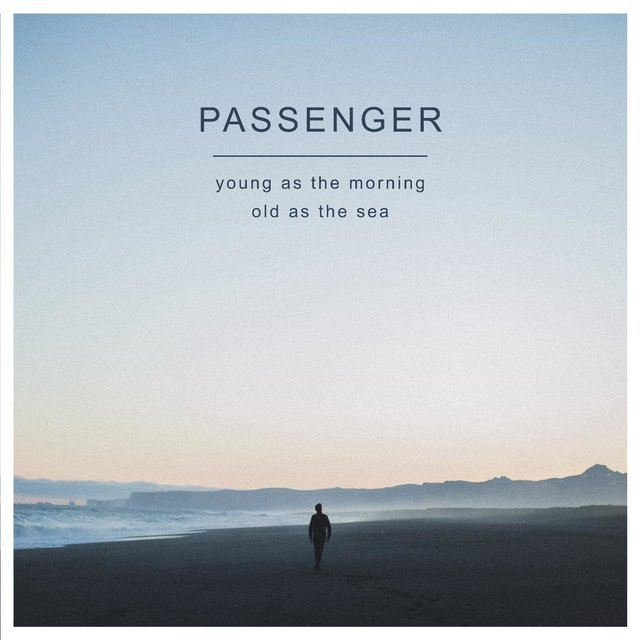 Image of   Passenger - Young As The Morning Old As The Sea - CD