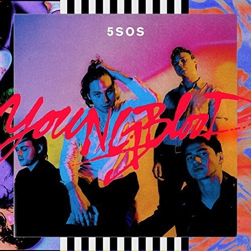 Image of   5 Seconds Of Summer - Youngblood - Deluxe - CD