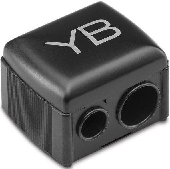 Image of   Youngblood Duo Pencil Sharpener Makeup Blyantspidser