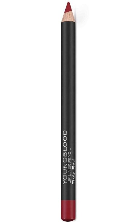 Youngblood Lip Liner Pencil - Truly Red