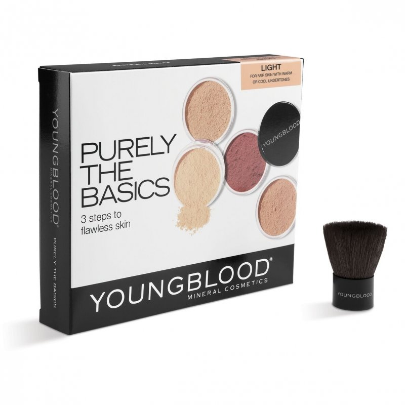 Image of   Youngblood Purely The Basics Kit - Light