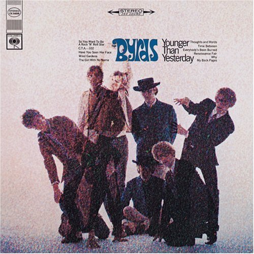 The Byrds - Younger Than Yesterday - Vinyl / LP
