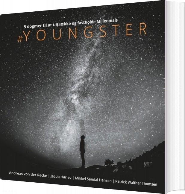 Image of   #youngster - Mikkel Sandal Hansen - Bog