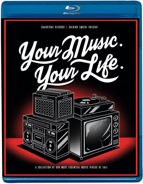 Your Music Your Life - Blu-Ray