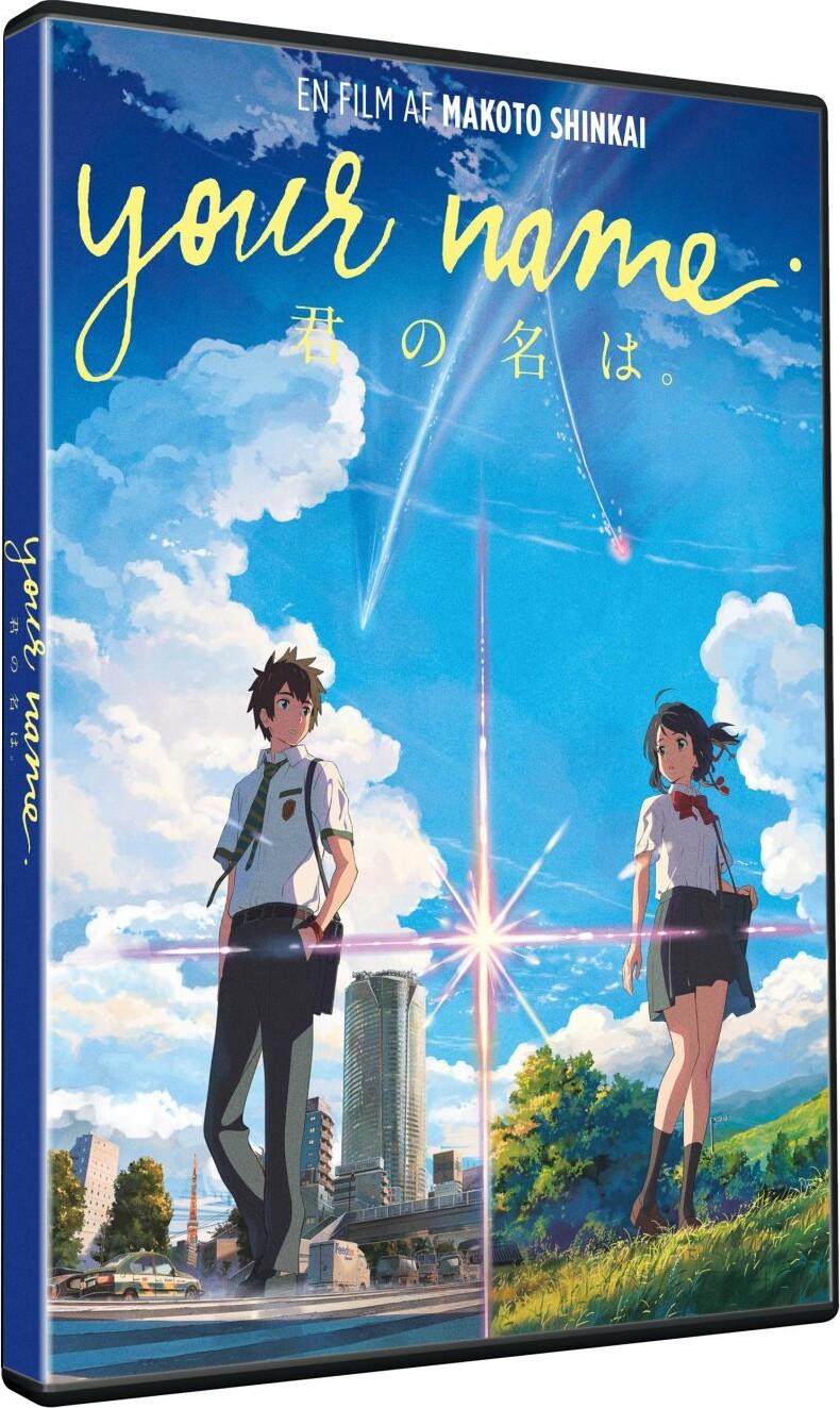 Billede af Your Name / Kimi No Na Wa - DVD - Film