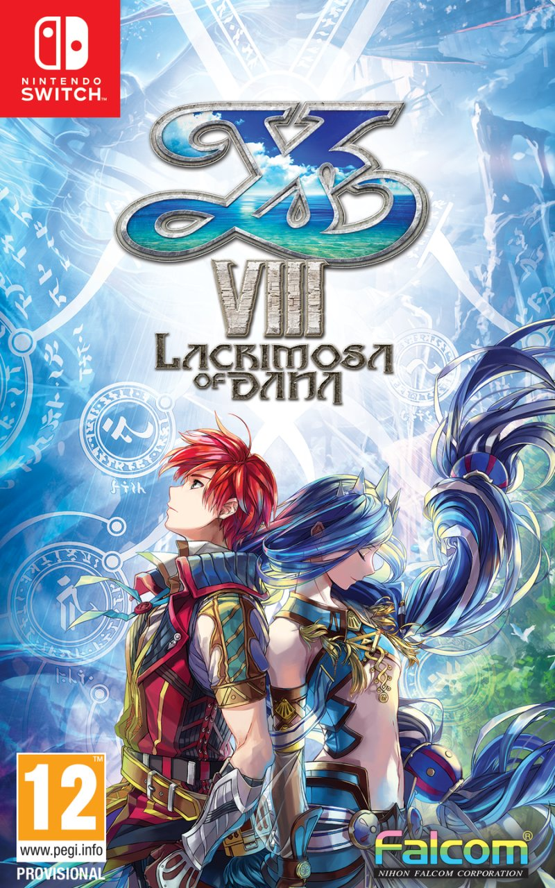 Image of   Ys Viii: Lacrimosa Of Dana - Adventurer`s Edition - Nintendo Switch