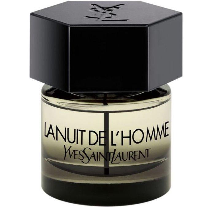 Yves Saint Laurent La Nuit De Lhomme Eau De Toilette - 60 Ml.